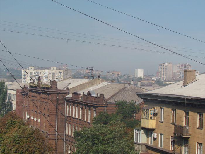 Сегодня дым накроет Ильичевский район и центр Мариуполя (ФОТО), фото-4
