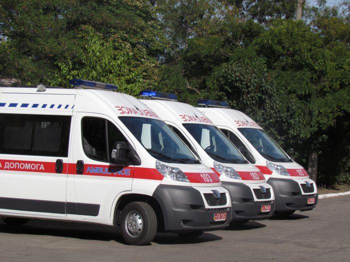 Губернатор вручил Мариуполю 9 новых «скорых»,  обещая «еще пяток подкинуть»(ФОТО), фото-10