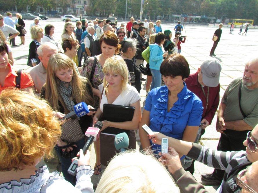 Львів здивував Маріуполь живими статуями і сам здивувався тим, яке то гарне місто (ФОТО), фото-2