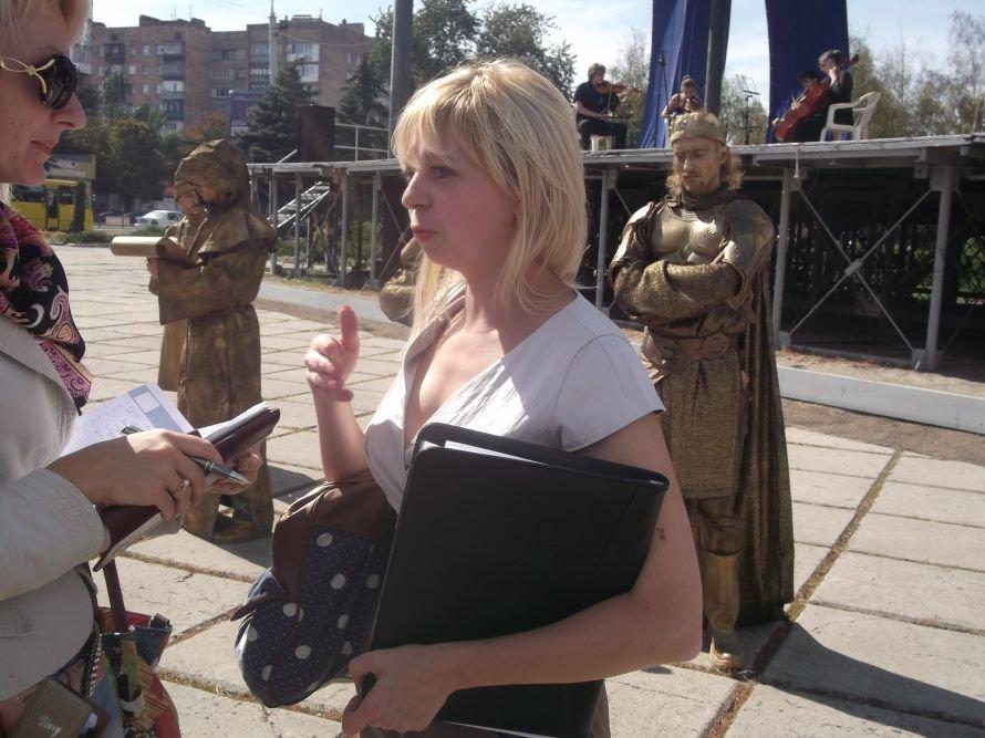 Львів здивував Маріуполь живими статуями і сам здивувався тим, яке то гарне місто (ФОТО), фото-3