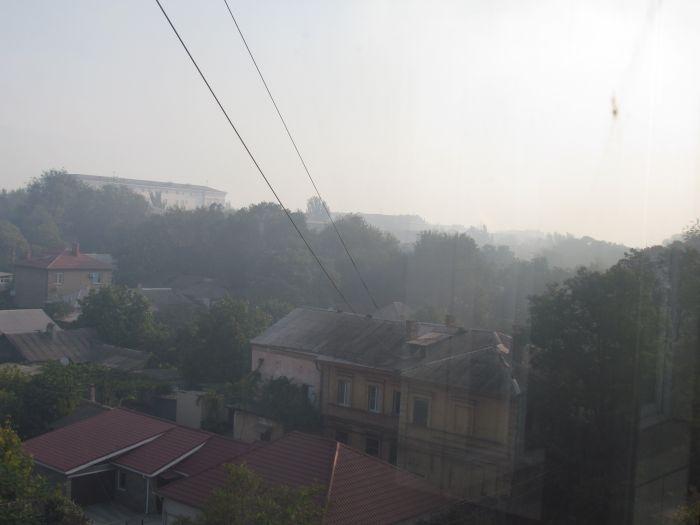 Сегодня дым 2