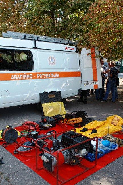 Мариупольские спасатели принимали поздравления, фото-2