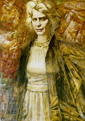 Горьскої портрет Плаксій