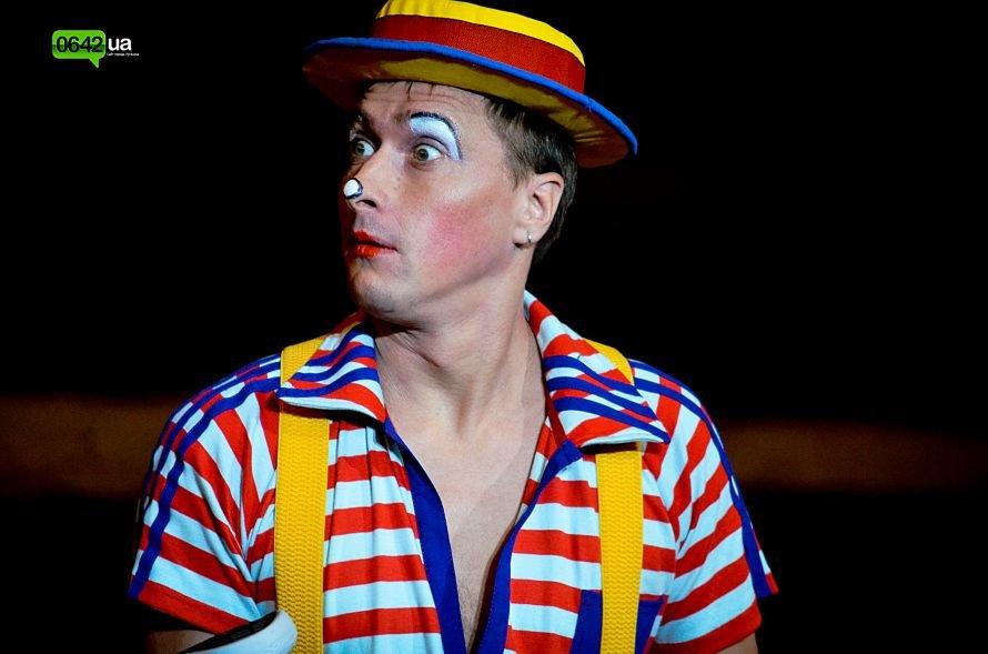 Премьера в Луганском цирке, фото-5