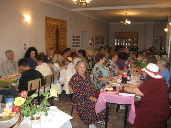Community in the celebration of the synagogue