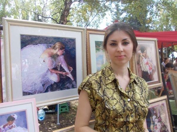 Товары для души и тела предлагали мастера народного творчества на фестивале в День города Артемовска, фото-2