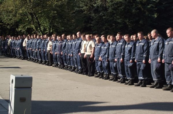Горловские спасатели отметили свой профессиональный праздник (ФОТОРЕПОРТАЖ), фото-1