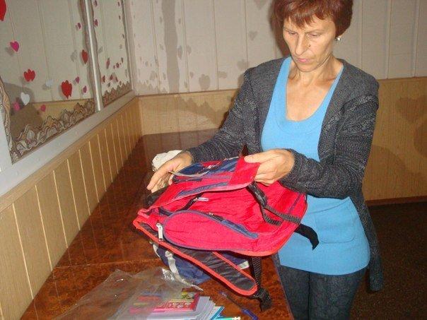В Мариуполе многодетным семьям помогли собрать детей в школу (ФОТО) , фото-1