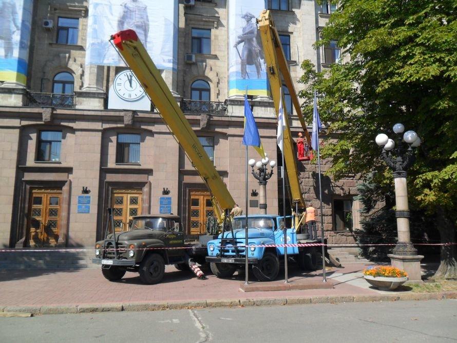 В Николаеве активно готовятся к приезду президента Януковича (ФОТО), фото-4