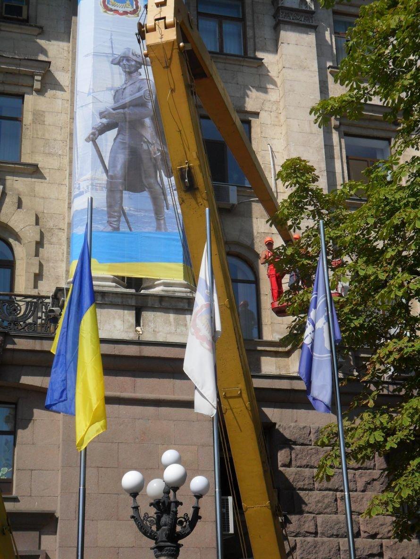 В Николаеве активно готовятся к приезду президента Януковича (ФОТО), фото-1