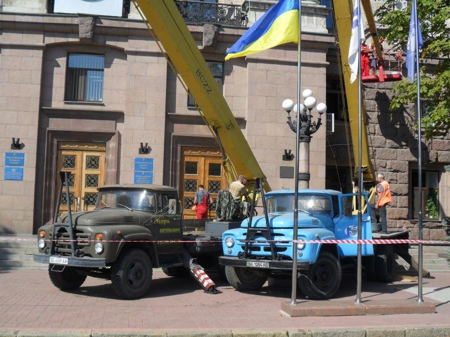 В Николаеве активно готовятся к приезду президента Януковича (ФОТО), фото-3