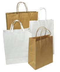 Бумажные пакеты с логотипами, фото-1