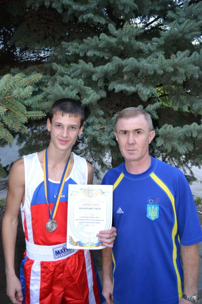 Юный мариупольский боксер взял «серебро» чемпионата Украины (ФОТО), фото-1
