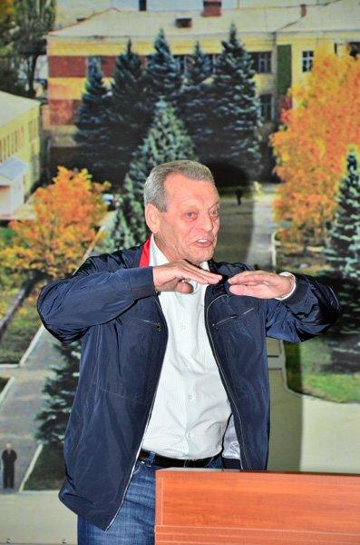 «В новом парламенте будет создано мощное шахтерское лобби»,  – заявил нардеп Виктор Турманов на шахте им. Ленина, фото-1