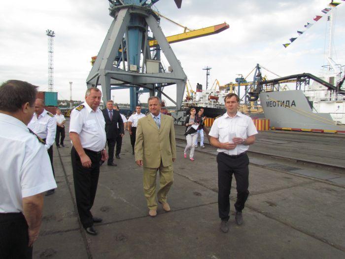 Мариупольский торговый порт будет углублять путь к экономическому благополучию (ФОТО), фото-9