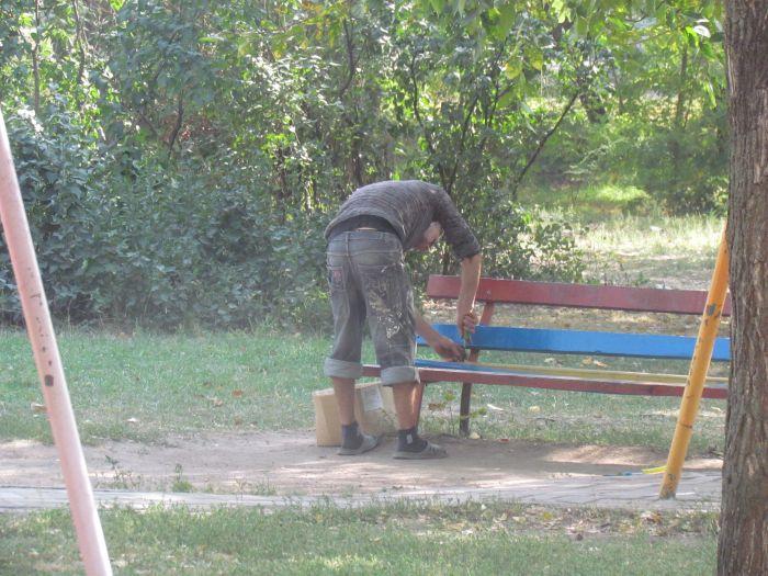 В Мариуполе откроют обновленный парк Победы (ФОТО), фото-10