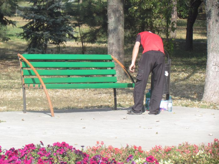 В Мариуполе откроют обновленный парк Победы (ФОТО), фото-1