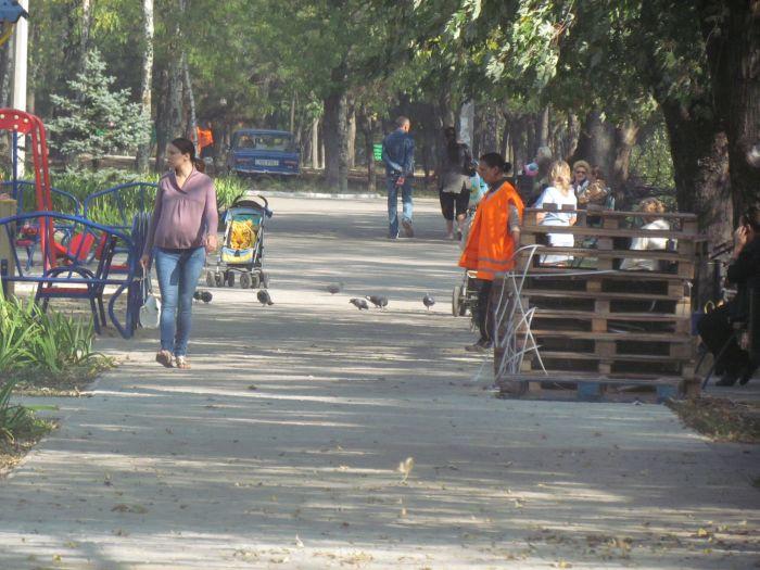 В Мариуполе откроют обновленный парк Победы (ФОТО), фото-8