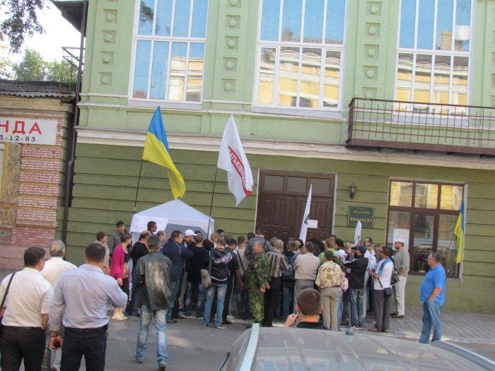 В Мариуполе оппозиционеры выбороли право участвовать в работе избирательных комиссий (ФОТО), фото-5
