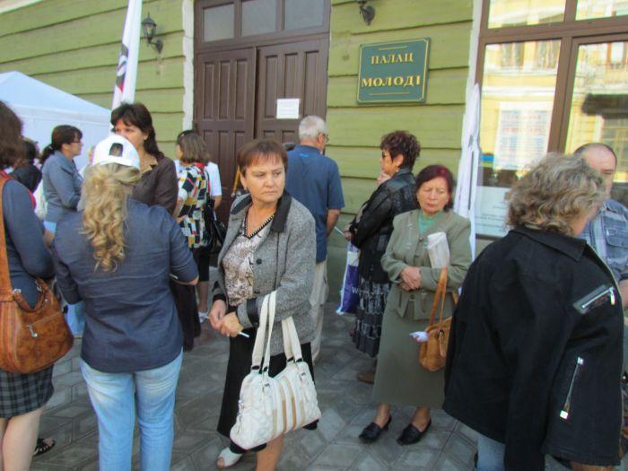 В Мариуполе оппозиционеры выбороли право участвовать в работе избирательных комиссий (ФОТО), фото-7