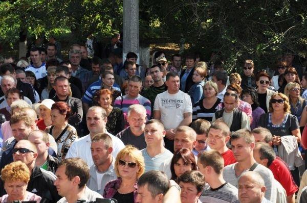 Соледарцы подарили Сергею Клюеву икону Николая Чудотворца, фото-2