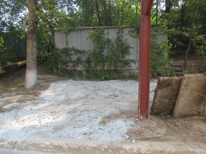 Мариупольские власти решили побороться с лужей (ФОТО), фото-2
