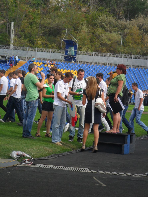 Николаевские студенты вместо занятий целый день танцевали, фото-4