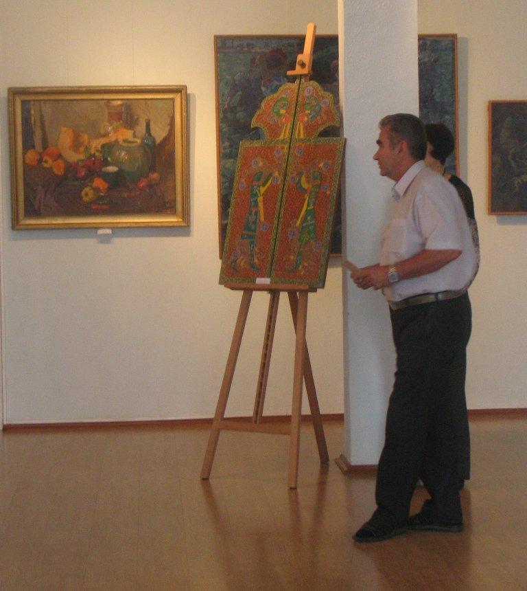 В Кировограде открылась выставка «Щедрая украинская земля» (фото) - фото 3
