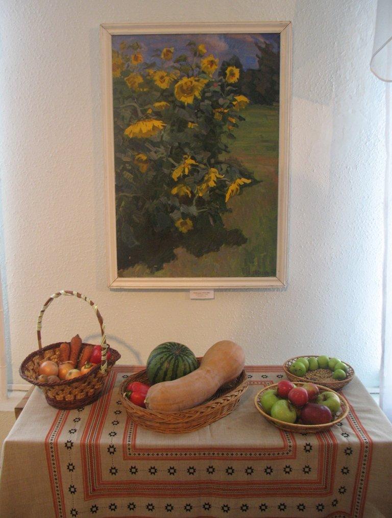 В Кировограде открылась выставка «Щедрая украинская земля» (фото) - фото 4