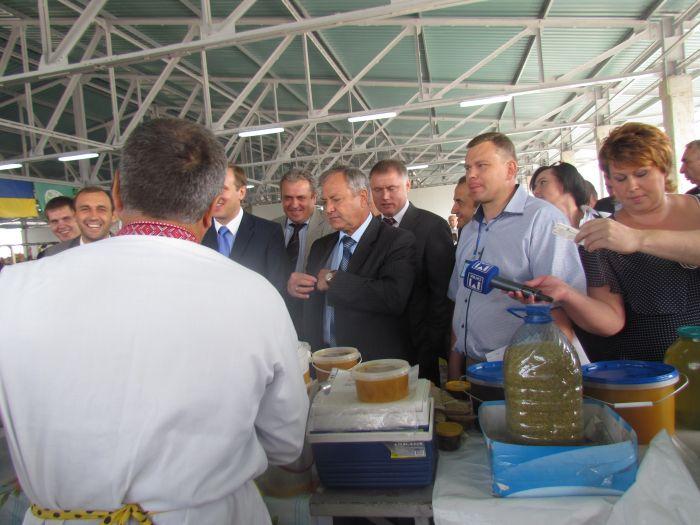 В Мариуполе открылась выставка-ярмарка «Еврорегион Донбасс-2012» (ФОТО), фото-4