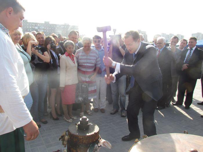 В Мариуполе открылась выставка-ярмарка «Еврорегион Донбасс-2012» (ФОТО), фото-3