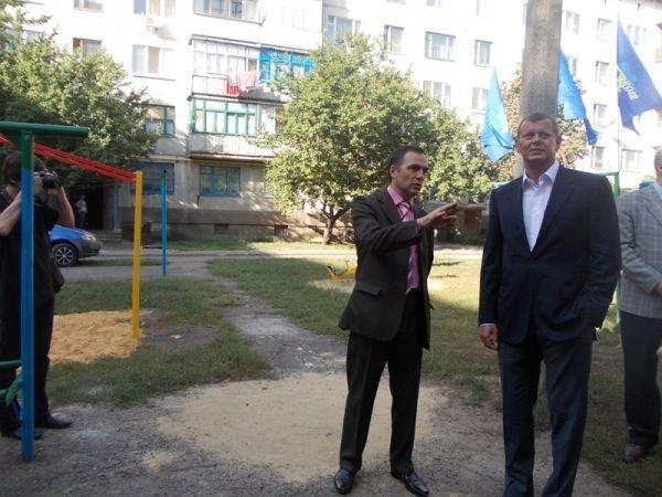 В Артемовске запустили программу благоустройства дворов, фото-3