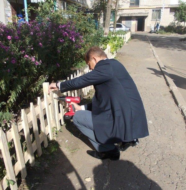 В Артемовске запустили программу благоустройства дворов, фото-1