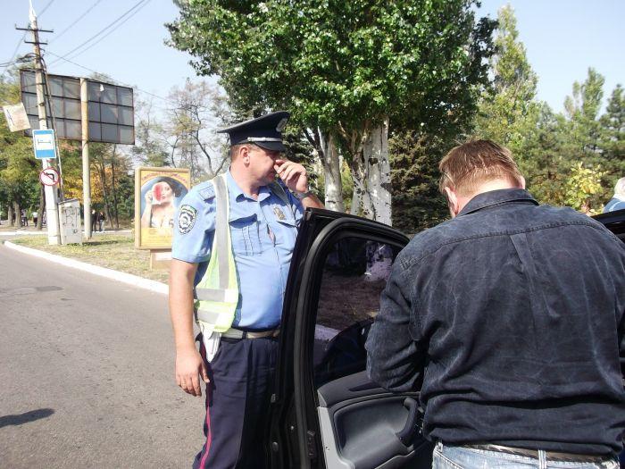 В Мариуполе «Форд» на пешеходном переходе сбил женщину (ФОТО), фото-8