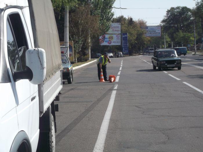 В Мариуполе «Форд» на пешеходном переходе сбил женщину (ФОТО), фото-7