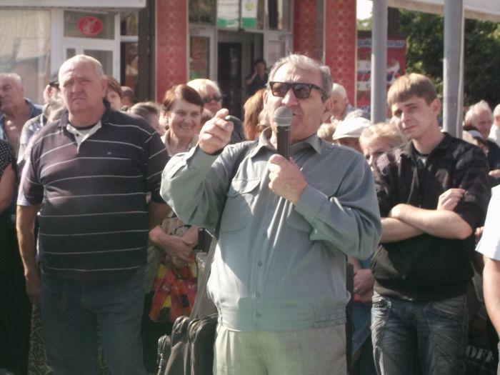 В Мариуполе митинговали против закрытия рынка «Солнечный» (ФОТО) (фото) - фото 11