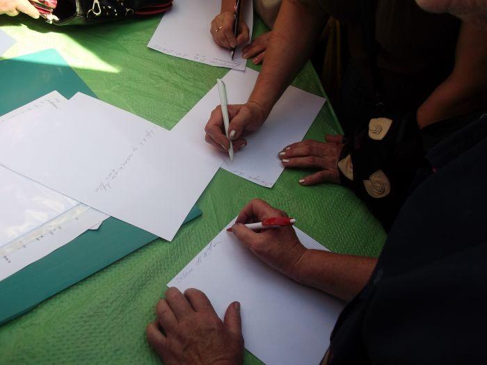В Мариуполе митинговали против закрытия рынка «Солнечный» (ФОТО) (фото) - фото 12