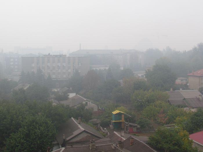 Мариуполь накрыло смогом и дождем, фото-3
