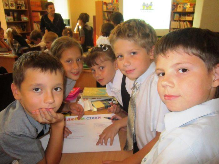 Маленькие мариупольцы благодаря библиотекарям учились писать стихи , фото-3