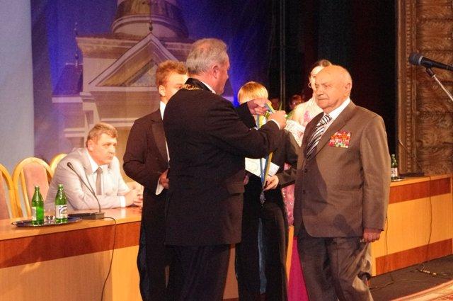 В Николаеве прошла торжественная сессия ко Дню города (ФОТО), фото-2