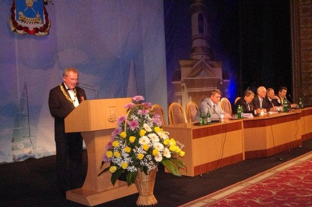 В Николаеве прошла торжественная сессия ко Дню города (ФОТО), фото-1