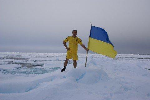 Мариуполец Сергей Демидов вместе с «Гринписом» борется с таянием арктических льдов (ФОТО), фото-1