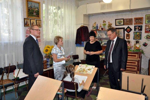В Горловке стартовал І городской этап Всеукраинских школьных турниров, фото-1