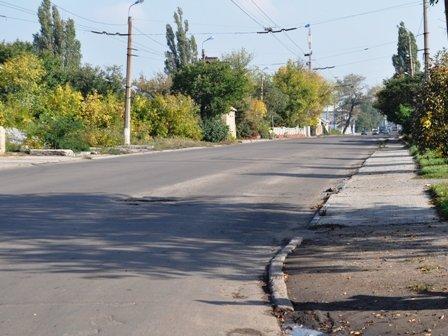 Специалисты «Укрднипродора» в шоке от горловских дорог, фото-1