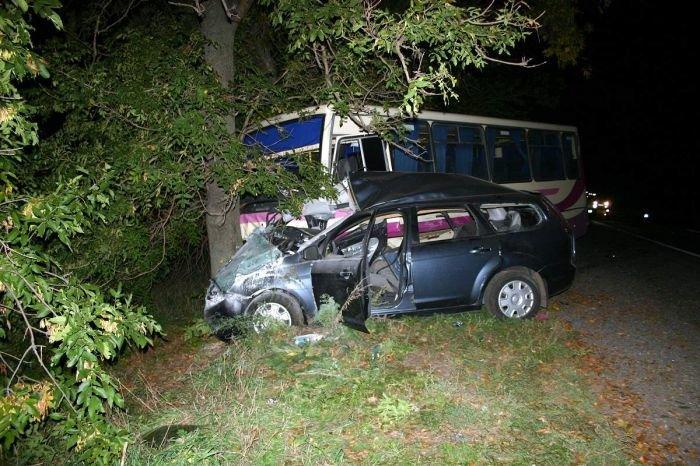 ДТП на трассе Донецк-Мариуполь: один погибший, трое пострадавших (ФОТО), фото-1