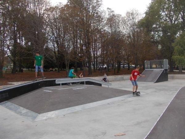 Артемовск: скейтпарк еще не открыли, зато появились слухи о стоимости абонемента, фото-4