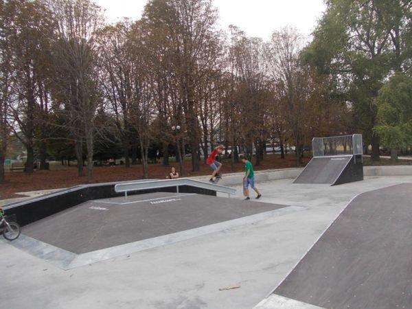 Артемовск: скейтпарк еще не открыли, зато появились слухи о стоимости абонемента, фото-3