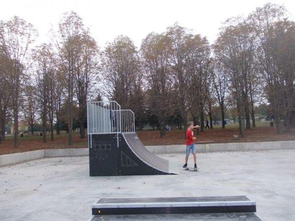 Артемовск: скейтпарк еще не открыли, зато появились слухи о стоимости абонемента, фото-2