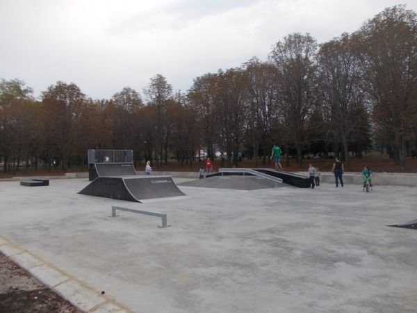 Артемовск: скейтпарк еще не открыли, зато появились слухи о стоимости абонемента, фото-5