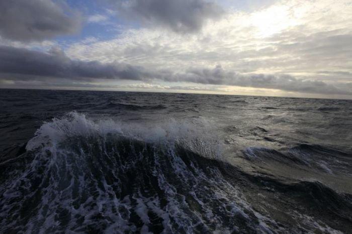Штормовой ветер в Арктике не дает мариупольским яхтсменам завершить вторую кругосветку (ФОТО), фото-12